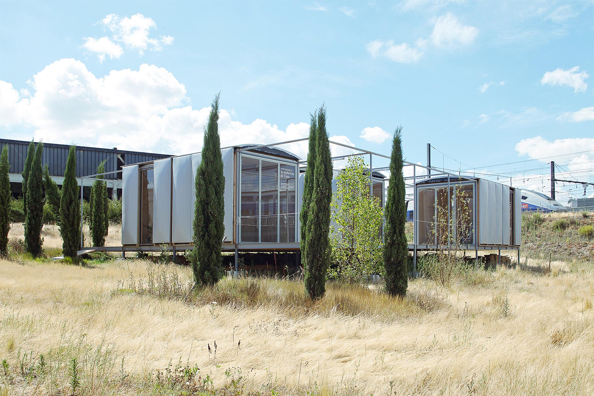 factatory philippe rizzotti architecte. Black Bedroom Furniture Sets. Home Design Ideas